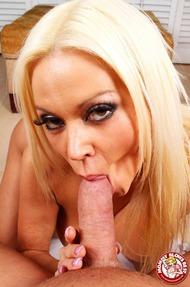 Busty Nikita Von James Stuffs Her Pussy And Sucks Cock - 04