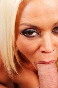Busty Nikita Von James Stuffs Her Pussy And Sucks Cock - 05