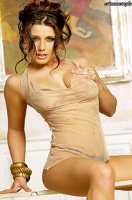 Erica Campbell big boobs elegant - 02