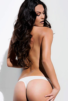 Raquel Pomplun Playboy Beauty