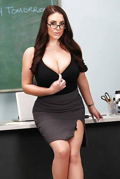 Angela White Horny Teacher