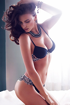 Gorgeous Model Irina Shayk