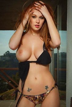 Leanna Decker Heavenly Breasts